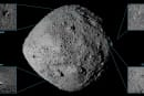 NASA chooses four potential asteroid sample sites for OSIRIS-REx