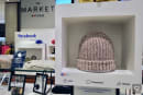 Facebook's pop-up store has everything from clothes to burger sauce