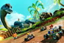 'Crash Team Racing Nitro-Fueled' gets a dinosaur-themed grand prix