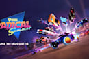 'Rocket League' is mining the '80s for nostalgia-tinted DLC