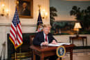 US signs act that opens government data to the public into law