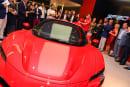 Ferrari won't produce an EV until after 2025