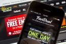 FanDuel applies a $3 inactivity fee to your old daily fantasy account
