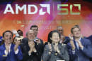AMD will share its graphics technology with Samsung