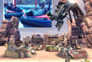 VR turns bumper cars into retro-futuristic steampunk tanks