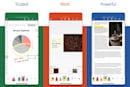 微软重新设计 iOS 版的 Office,更快、更简单