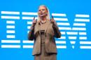 IBM CEO Virginia Rometty 即将卸任退休