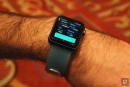 Aura 将旗下的运动手环浓缩成了一条 Apple Watch 表带