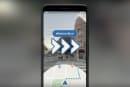 Google Map 的 AR 行走指示今天起来到 Pixel 装置上
