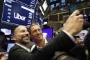 Uber 首次公开募股完成,共集资 81 亿美元