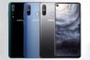 屏幕打洞的三星 Galaxy A8s 正式亮相