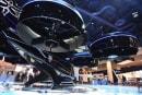 「電動オスプレイ」な空飛ぶクルマ Bell Nexus 23年以降に商用化