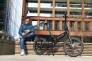 Gocycle's GX ebike is a fast-folding Brompton alternative