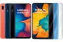 Samsung 為台灣市場帶來 A30、A20 兩款大螢幕入門機種