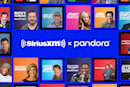 Pandora adds SiriusXM talk shows as podcasts