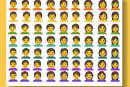 Android Qに絵文字64種類が追加。うち53種類が男女区別あいまいな人物のデザイン