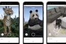 Google、検索結果から動物をAR表示する機能をリリース