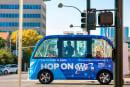 走り出し1時間で事故の自動運転バス、原因に「即座に手動へ切り替えられない」問題。NTSBが報告
