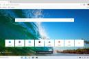 微软的 Chromium Edge 浏览器开放 beta 测试