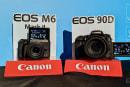 Canon EOS 90D 與 EOS M6 Mark II 台灣定價出爐,9 月 27 日開賣