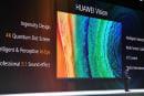 華為發表自家的電視系列「華為智慧屏」