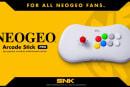 SNK、NEOGEO CDパッドをモチーフにしたアーケードスティック発表。単体でもゲームが遊べる?