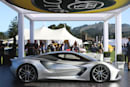 Lotus' EV supercar hints at the automaker's future