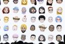 iPhoneの自作絵文字『ミー文字』、将来は顔写真から自動生成?