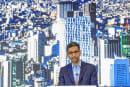 来日中のGoogle CEOスンダー・ピチャイ氏がスタートアップ支援への情熱を語る