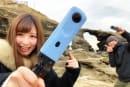 4K動画も撮れる3万円台のエントリー360度カメラ「THETA SC2」の実力は?