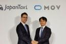 Japan Taxi、Mobility Technologiesに社名変更 MOV統合で