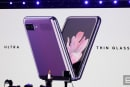Samsung fully reveals the foldable Galaxy Z Flip after weeks of leaks