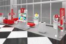 任天堂、米4空港にSwitchで遊べるポップアップラウンジ開設。その場で本体・ゲーム購入も可能