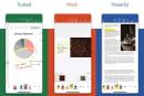 マイクロソフト、iOS向けOfficeアプリを一新。よりシンプルで高速に