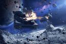 戦車戦ゲーム「World of Tanks Blitz」に月面バトル、4月10日開始。勝者には月の土地を贈呈