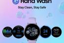 サムスン、手洗いをスマートウォッチで促す機能「Hand Wash」をリリース