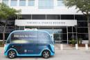 米国の病院、新型コロナ検体搬送に自動運転シャトルを活用。関係者の暴露機会減らし24時間対応に