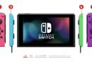 日本 Switch 玩家可以自己搭配 Joy-Con 颜色了