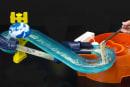 ジェット噴射で下から上に流れる!タカラトミーの9代目「そうめんスライダー 」が3月28日に発売