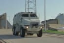 NASA 将以 MRAP 装甲车作为太空人的发射台撤离载具