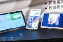 Samsung Galaxy Pro 系列平板电脑动手玩(视频)