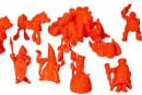 MakerBot 将推出 3D 打印模型的零售平台,US$1 买一個