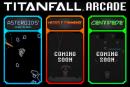 Titanfall Arcade 為大家帶來三款 8-bit 遊戲,玩到停不了......