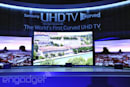 Samsung 78 吋曲面 4K 電視 U9800 香港發佈,十萬元港幣而已