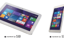 Toshiba 推出 Windows 8.1 with Bing 平板 dynabook Tab S50 与 S38