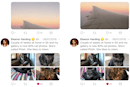 Twitter uses smart cropping to make image previews more interesting