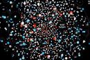 开普勒任务目前找到的所有行星全部堆在一起长这样!