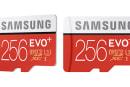 同级最大容量!三星 EVO Plus 256GB microSD 登场