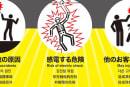 以後身在 JR 西日本的月台就不要用自拍棍了