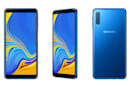 Samsung Galaxy A7 是一款背後有三顆相機的中階新機